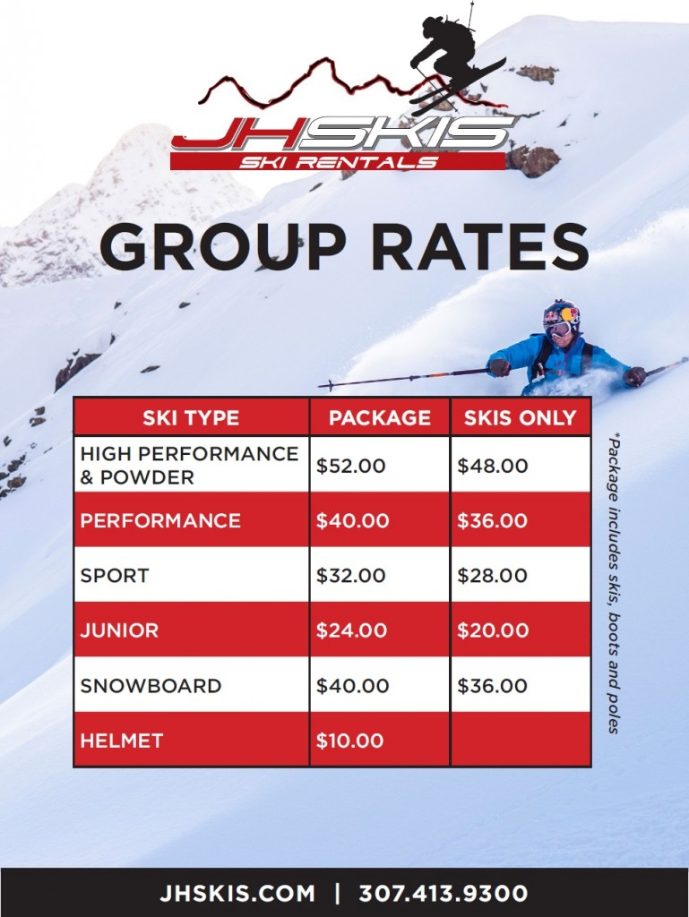 jhskis prices